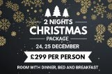 2 nights Christmas Package