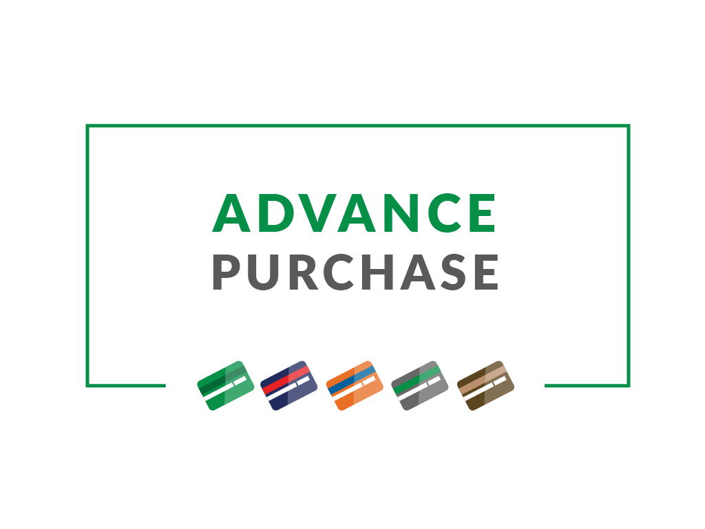 ADVANCE BOOKING-Best Saver