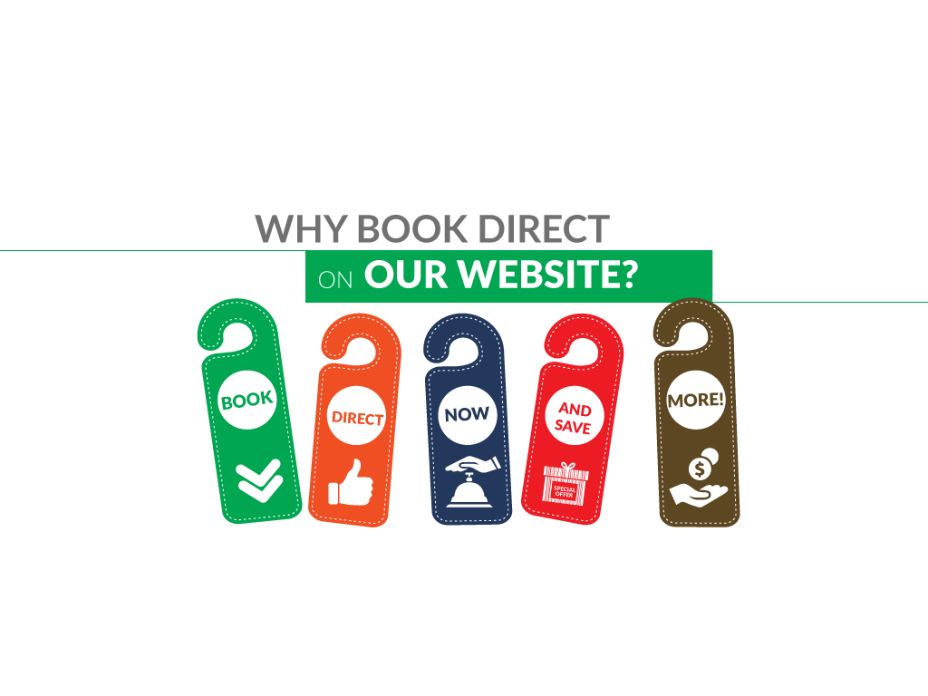 Book Direct & Save More