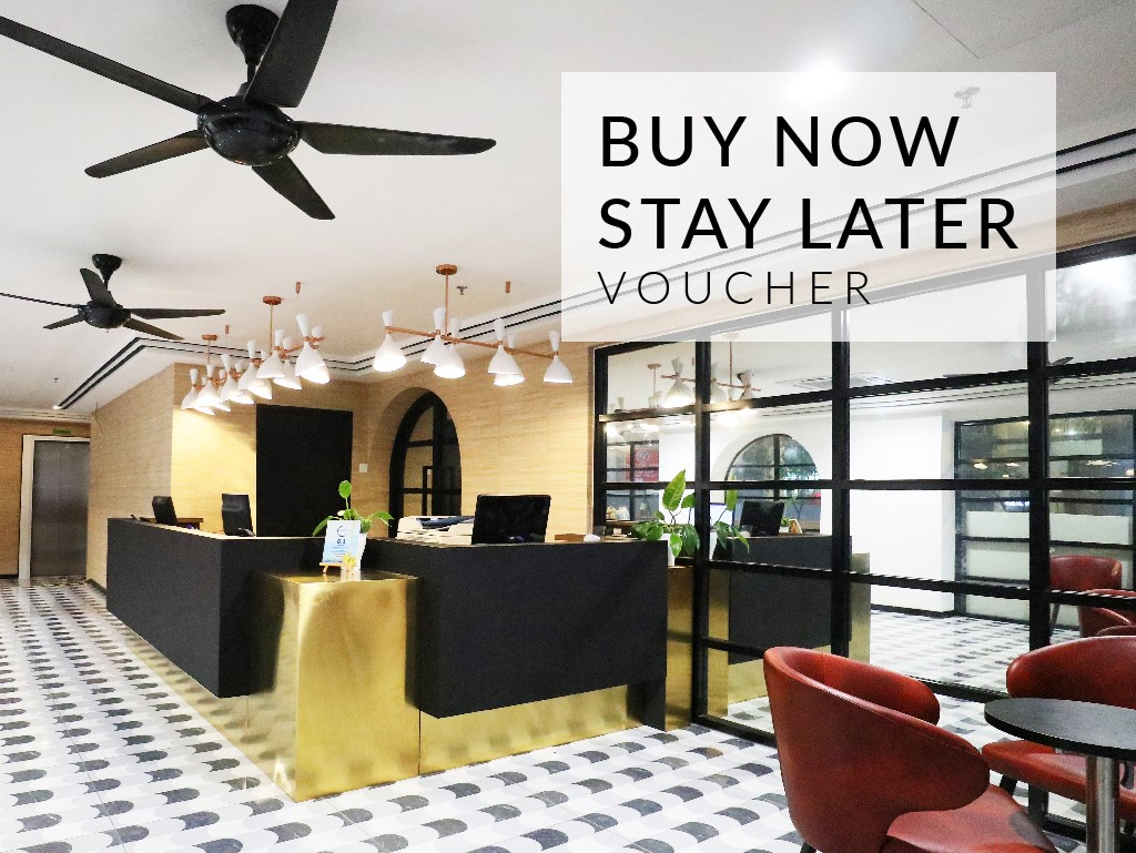 Buy Now Stay Later Voucher