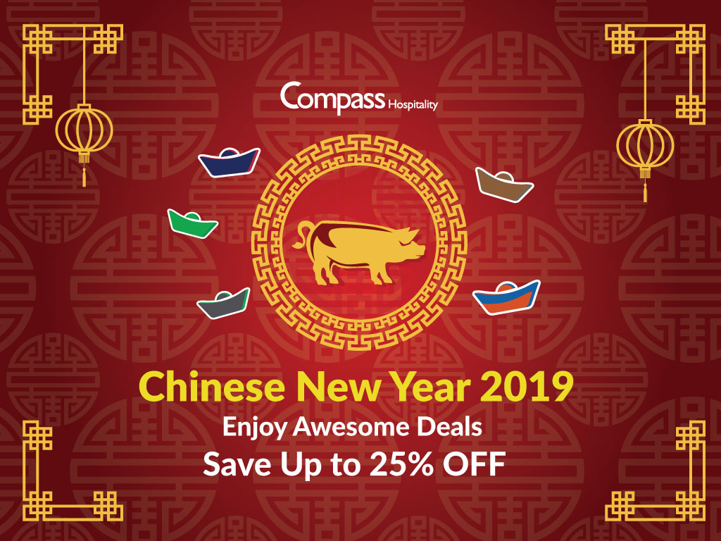 Chinese New Year Deal