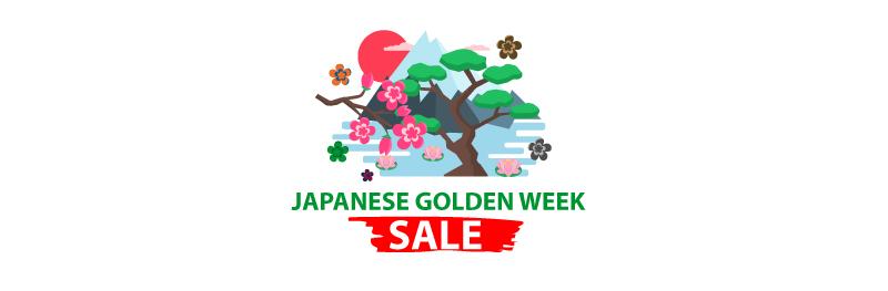 Japanese Golden Week Sale