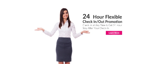 24 Hour Stay Promotion