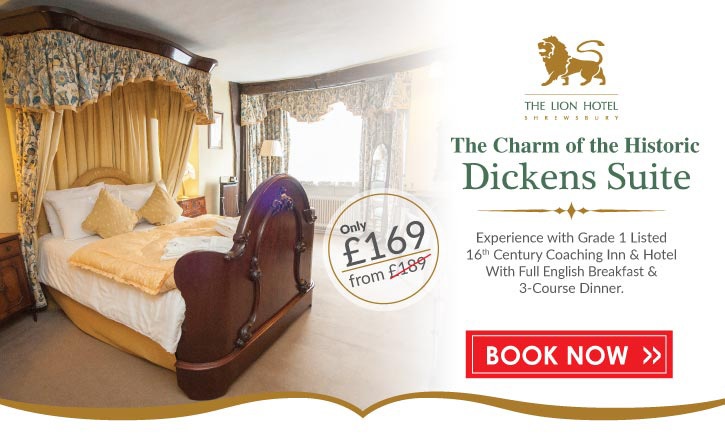 The Charm of the Historic Dickens Suite