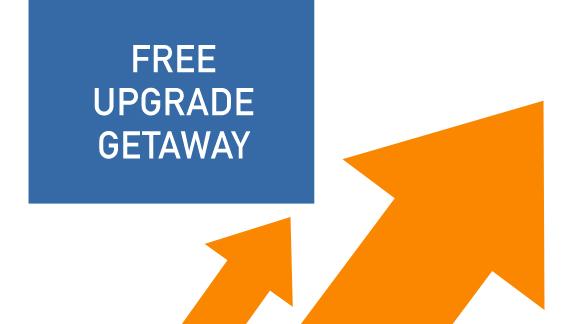 Free Upgrade Getaway