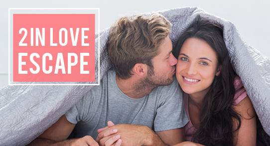 2 in Love Escape Package