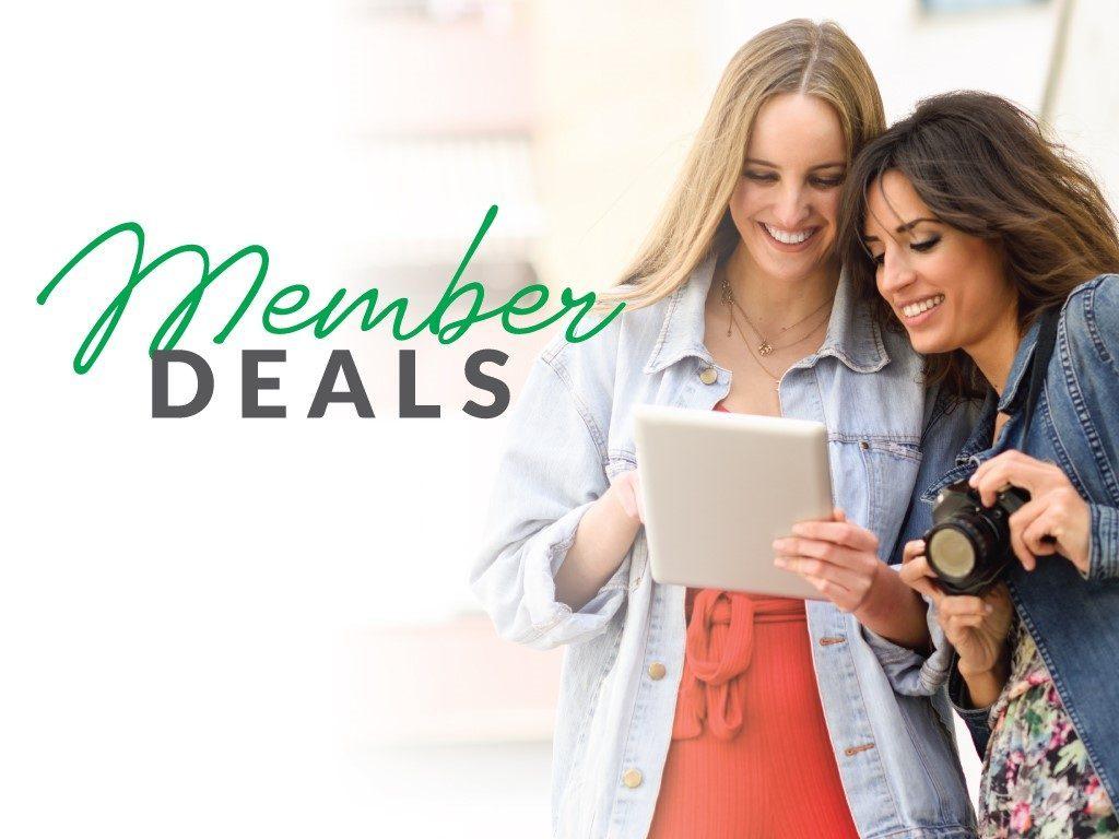 Exclusive Member Deal
