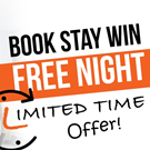 WIN FREE NIGHT STAY