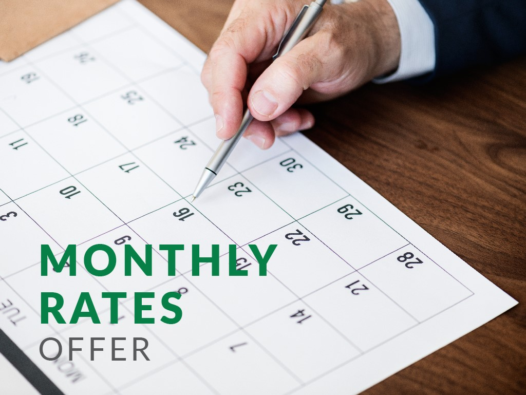 Monthly Stay Package