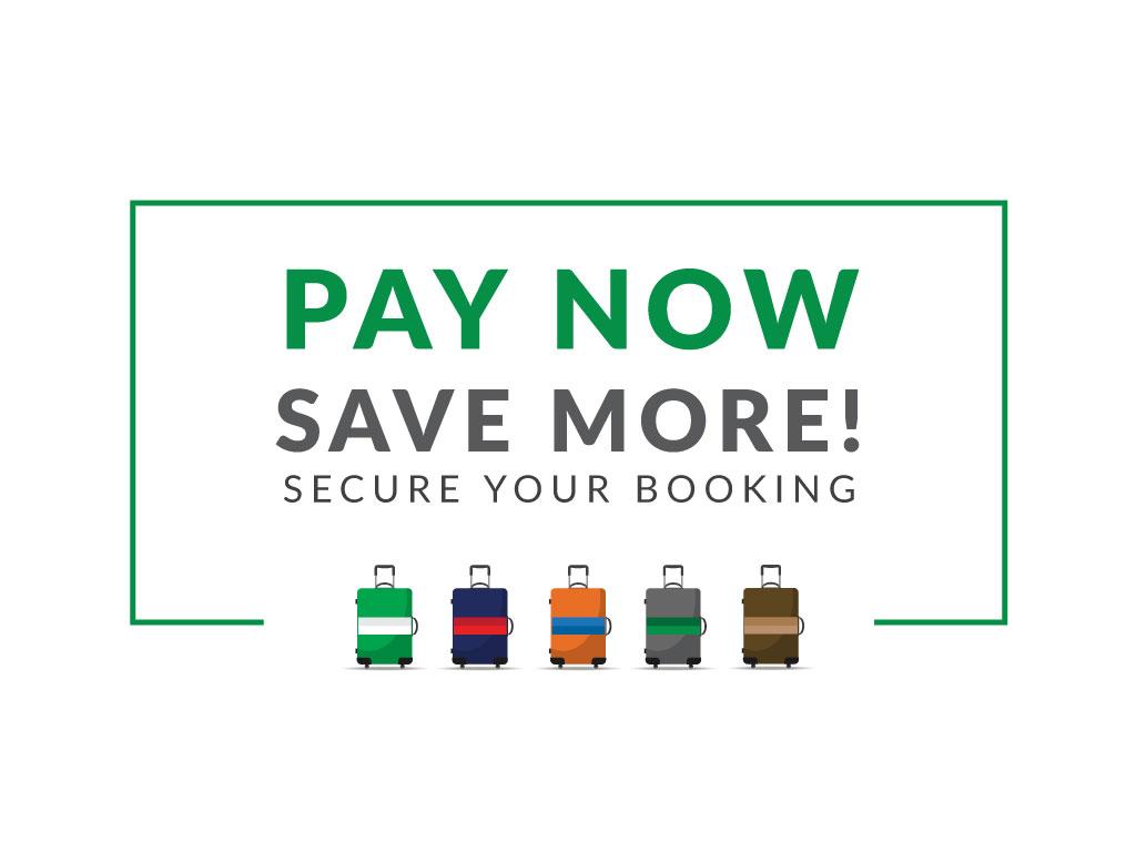 Pay Now & Save More