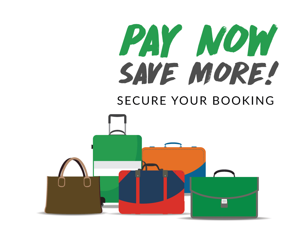Pay Now Save More