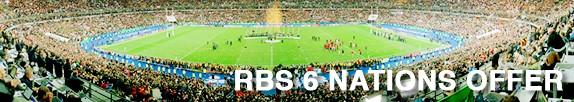 RBS 6 Nation Offer