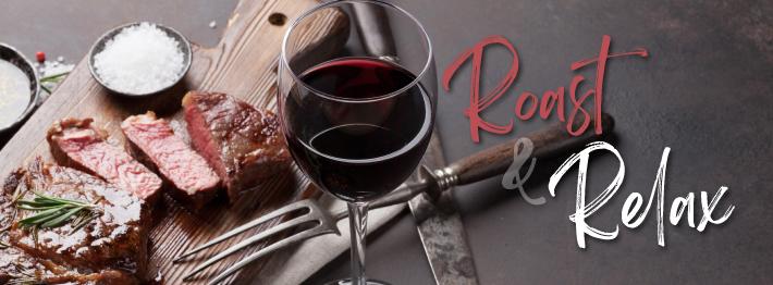Roast & Relax