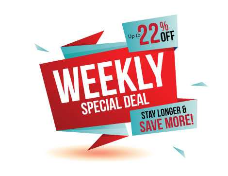 Weekly Special Deal