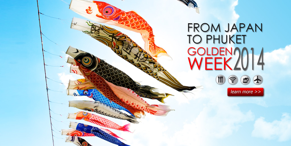 JAPANESE GOLDEN WEEK
