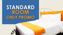 Standard Room Only Promo