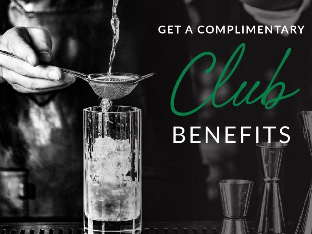 Premium Club Benefits