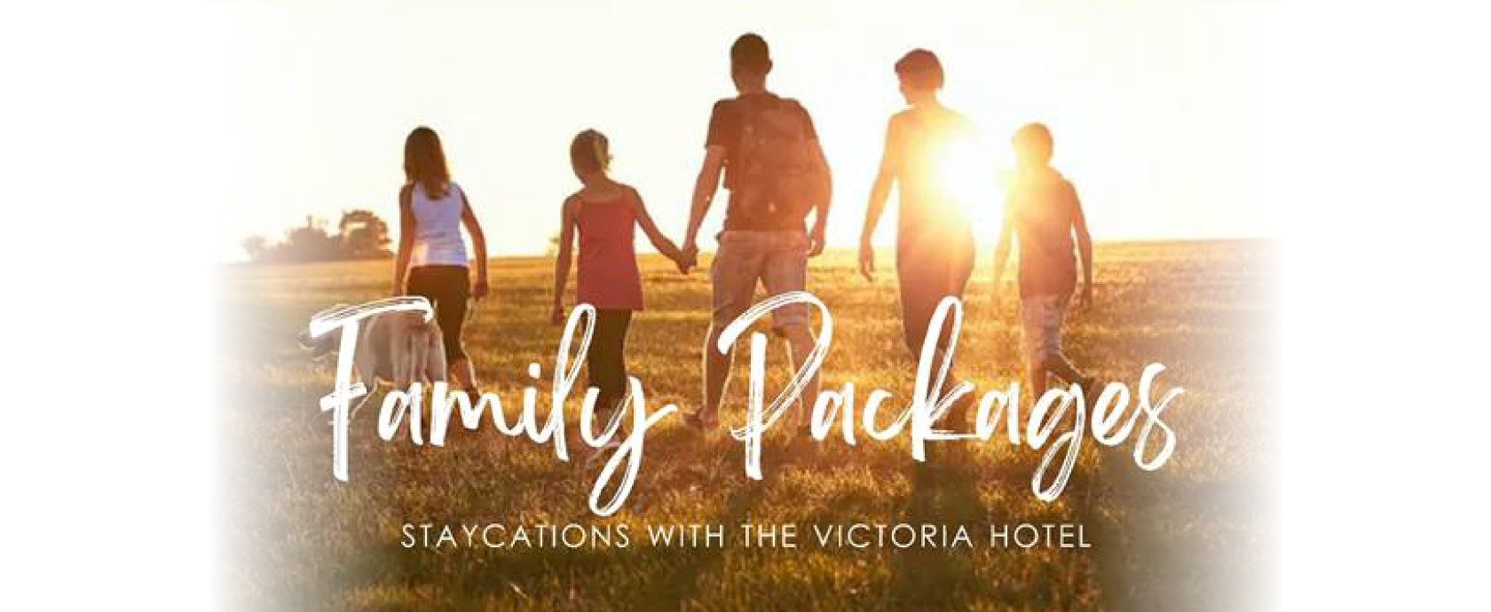 Family Package Staycations