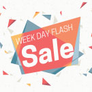 Weekday Flash Sale - Limited Time Offer!